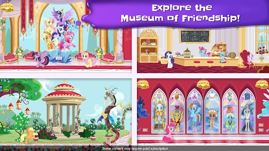 My Little Pony Color By Magic MOD APK [VIP Enabled, Unlimited Apples] 6
