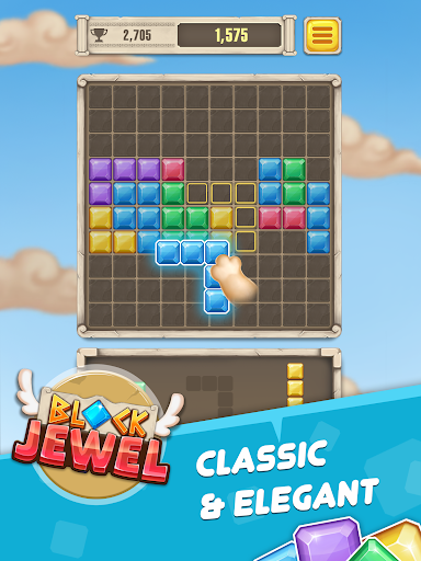 Block Jewel Puzzle: Gems Blast 1.2.1 screenshots 19