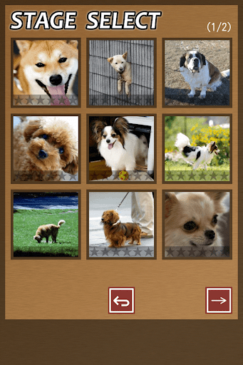 Swapping Dog Puzzle 1.1 Windows u7528 6
