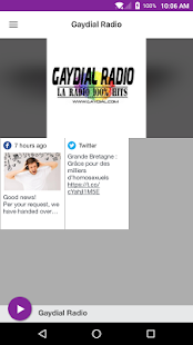 Gaydial Radio- screenshot thumbnail