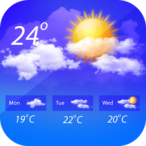 Download Weather Forecast APK latest version app for android devices
