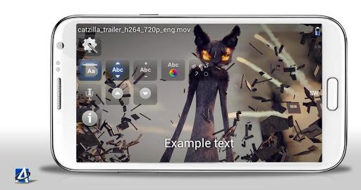 ALLPlayer Video Player 1.0.11 screenshots 19