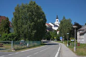 Photo: Štíty to niewielkie morawskie miasto.