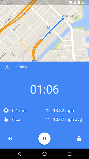Google Fit - Fitness Tracking  screenshots 4