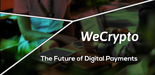 WeCrypto: The Future of Digital Payments app (apk) free download for Android/PC/Windows screenshot