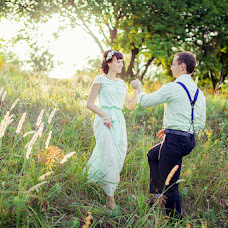 Wedding photographer Viktoriya Isaeva-Kasina (Tolik87). Photo of 12.08.2016