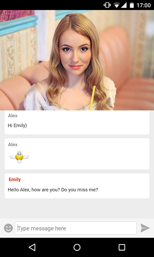 AnastasiaDate: Date & Chat App- screenshot