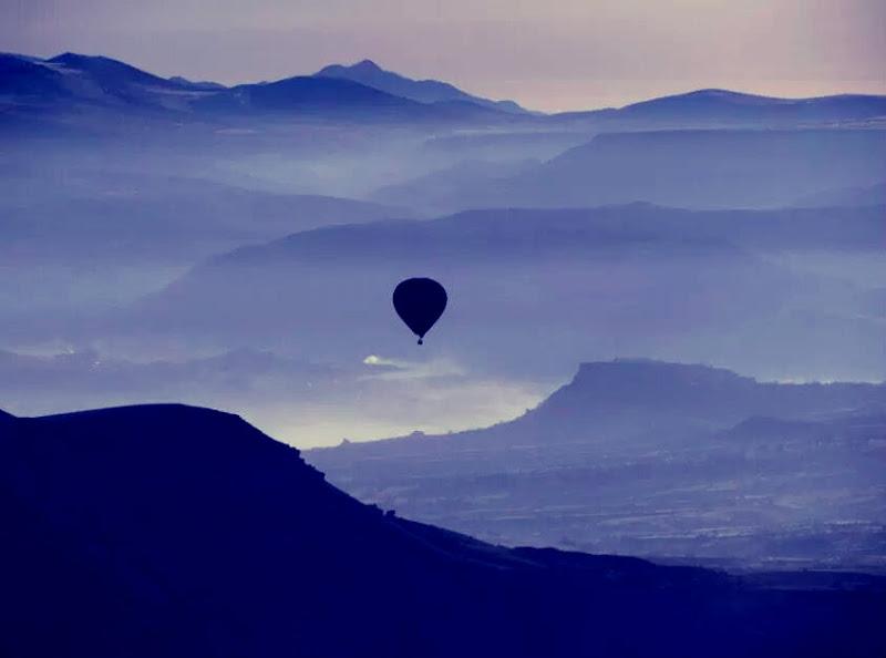 Sola nella nebbia di Flavia Scagni