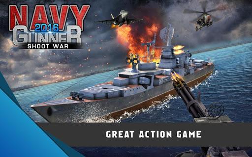 玩免費動作APP|下載海軍砲手2016年的戰爭 app不用錢|硬是要APP