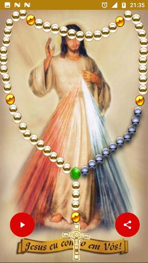 Holy Rosary Mercy in Italian with audio offline 1.0 screenshots 3