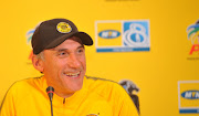 Giovanni Solinas coach of Kaiser Chiefs during the Kaizer Chiefs Press Conference on the 23 August 2018 at PSL Offices.