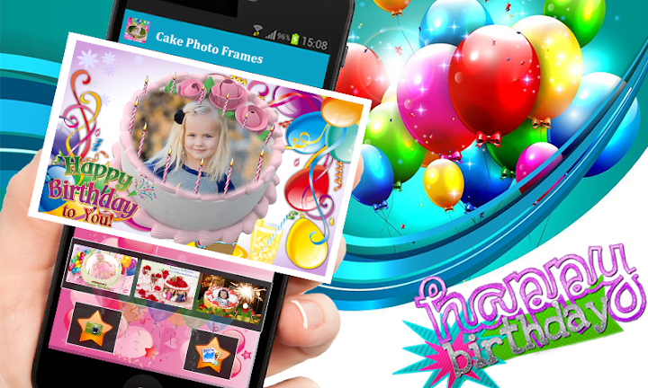 Happy Birthday Cake Name And Photo On Cake On Google Play Reviews