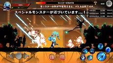 Stickman Legends: ニンジャウォリアーの格闘RPGのおすすめ画像4