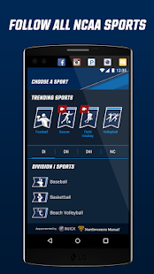 NCAA Sports- screenshot thumbnail