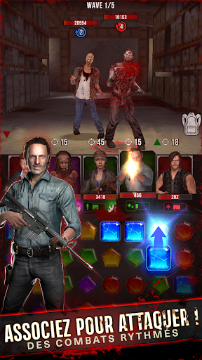 The Walking Dead: Outbreak  captures d'écran 2