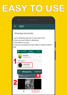 Free HD Video Downloader For WhatsApp 2018 - náhled