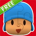 Pocoyo Puzzles Free icon