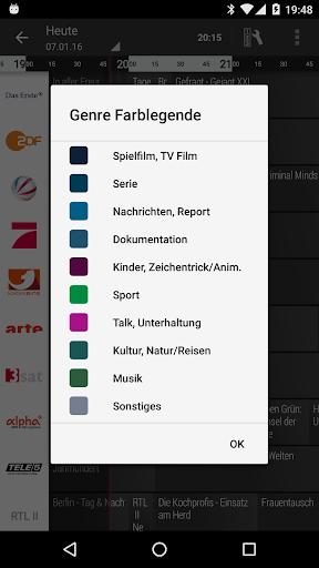 Prime Guide TV Programm 2.12.2 screenshots 4