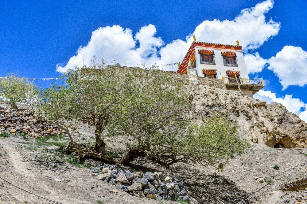 kibber+monastery+Spiti