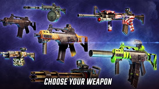 UNKILLED Mod Apk – Zombie Games FPS 3