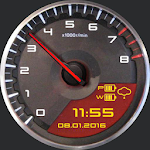 GT-R R35 watch face Icon