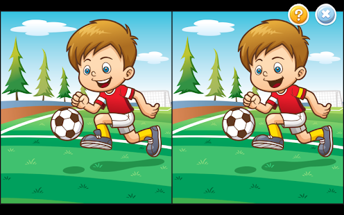 Spot it 2 find the difference for toddlers kids apps on google play screenshot image thecheapjerseys Images