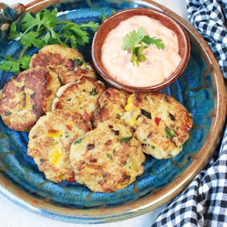 Green Onion Crab Cakes Recipes
