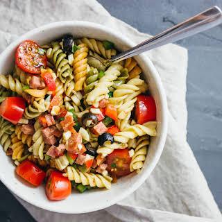 Insanely Good Pasta Salad.