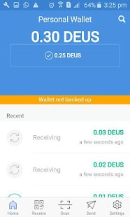 Deuscoin- screenshot thumbnail