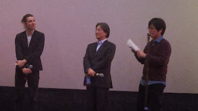 Photo: Snowpiercer producer Chan-wook Park