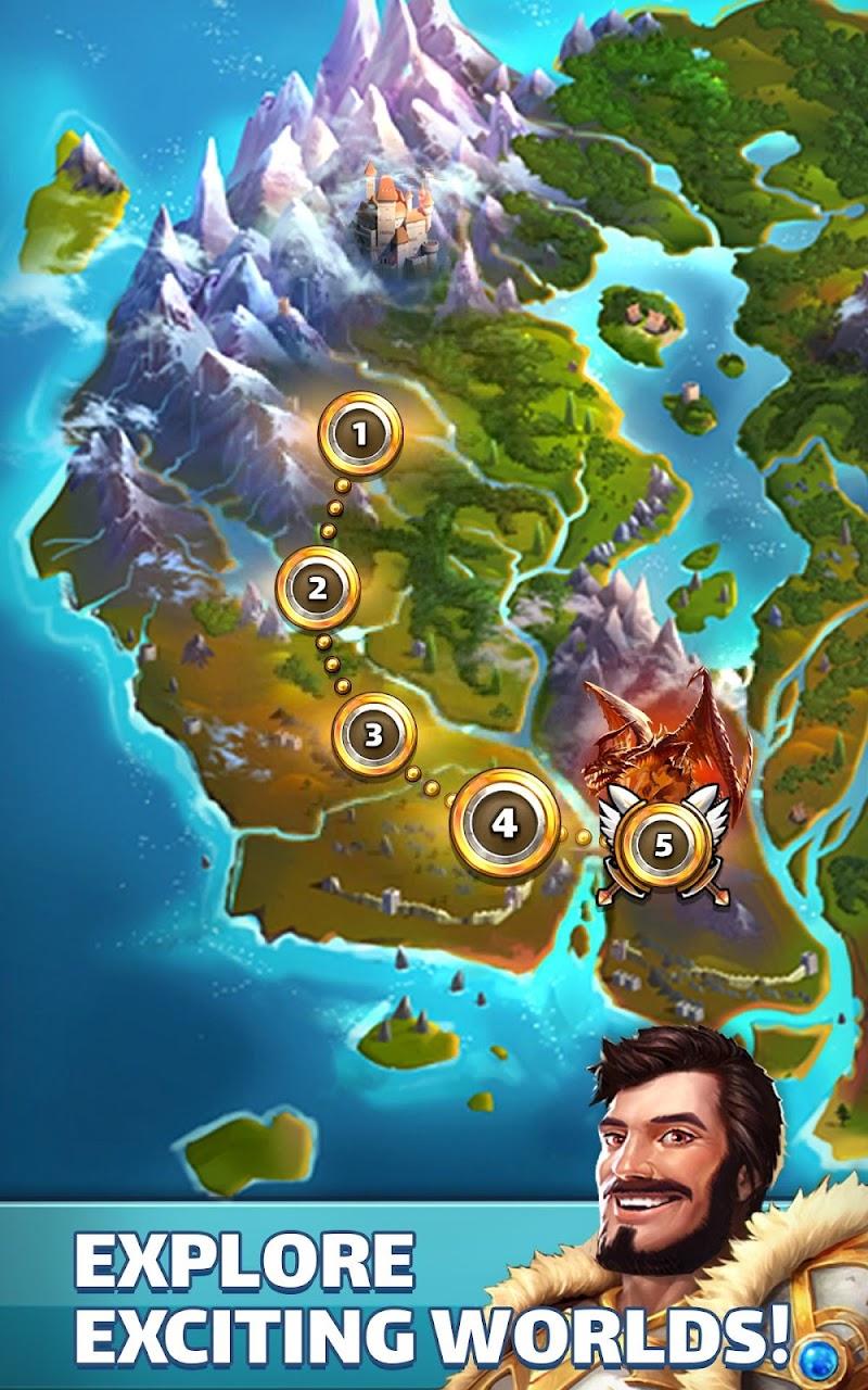 Empires & Puzzles: RPG Quest Screenshot 10