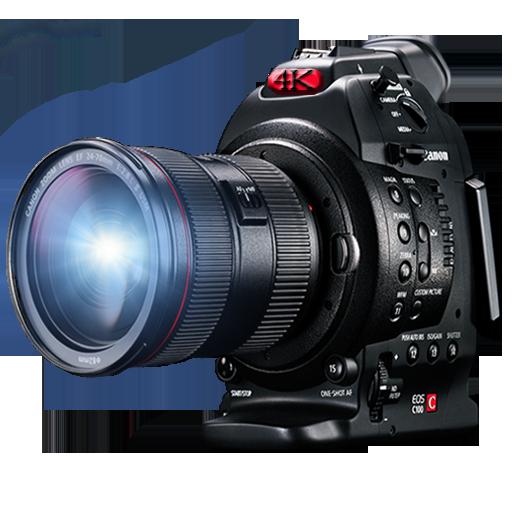 Camera 4K Full HD