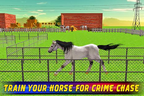 Police Horse Training 3D screenshot