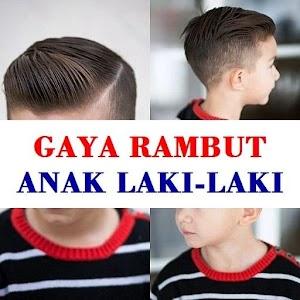 Gaya Rambut Anak LakiLaki Android Apps On Google Play - Gaya rambut anak laki laki keren