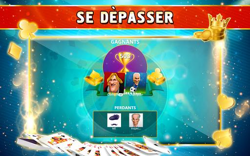 Belote Offline - Single Player Card Game screenshots 10