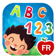 Learn French Alphabet & Numbers for kids
