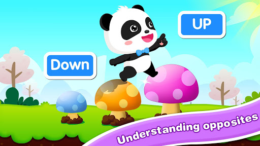 Baby Panda: Magical Opposites - Forest Adventure - screenshot