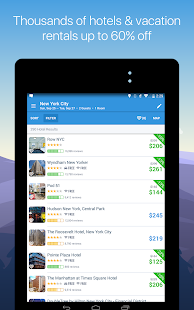 Hipmunk Hotels & Flights Screenshot 17
