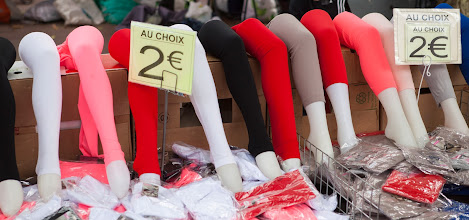Photo: Gien markt