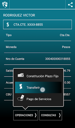 Banca Móvil Banco Hipotecario 3.7.0 screenshot 2091769