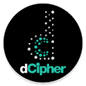 dCipher Crypto Wallet icon