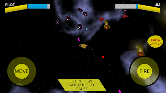 Galactic Defence Squadron- screenshot thumbnail