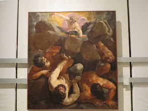 "Photo: Guido Reni's ""Fall of the Giants"""