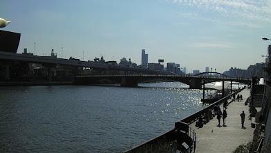 Photo: Sumida riverside