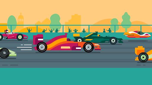 Formula 1 is Back
