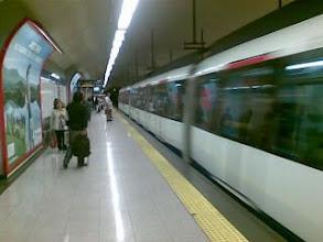 Photo: Metro de Madrid vuela que pa que
