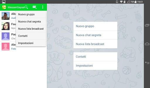 MessenGeyser screenshot 9