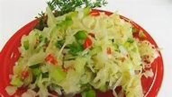 Kraut Salad Recipe