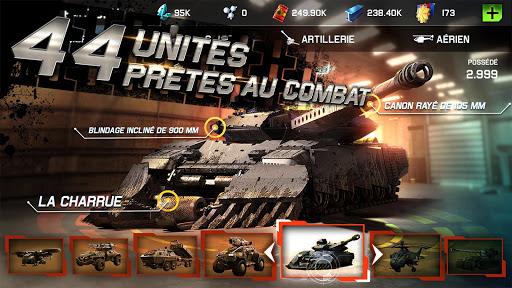 War Planet Online: Jeu de stratégie en temps réel astuce APK MOD capture d'écran 1