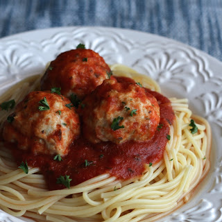 Turkey Meatballs (Mmm…Italian)